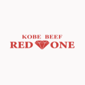 KOBEBEEF RED ONEロゴ