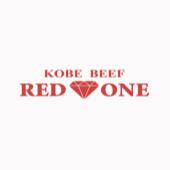 KOBEBEEF RED ONEロゴ